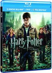 Harry Potter e i Doni della Morte: Parte II - Blu-Ray Combo Pack