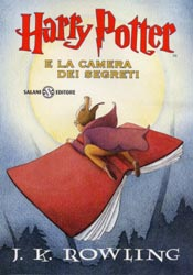 Harry Potter e la Camera dei Segreti libro in italiano