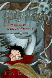 Harry Potter e l'Ordine della Fenice libro in italiano