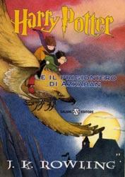 Harry Potter e il Prigioniero di Azkaban libro italiano
