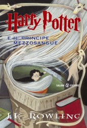 Harry Potter e il Pricipe Mezzosangue libro italiano