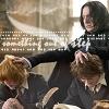 Severus Piton - Alan Rickman